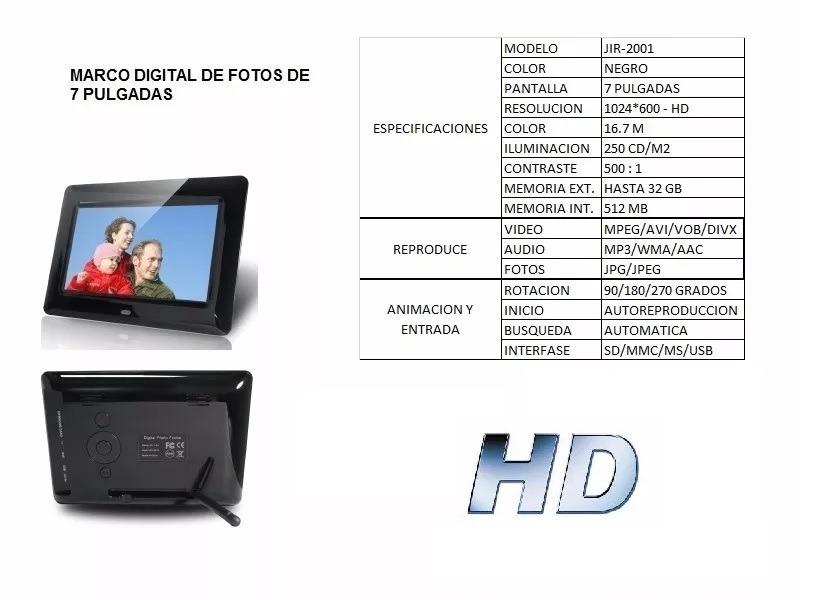 Famoso 32 Marco Digital Bandera - Ideas Personalizadas de Marco de ...
