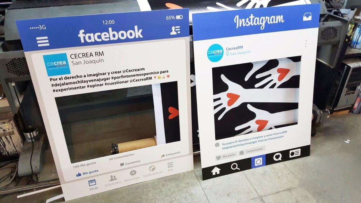 Marco Cuadro Instagram.. Facebook.. Youtube 80x100 Cm - $ 15.500 en ...