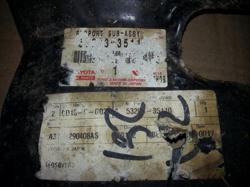 marco de faro carter carevaca izquierdo toyota 4runner 03/09