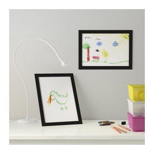Marco De Fotos De Ikea Certificado Imagen 8.5 X 11 Negro ...