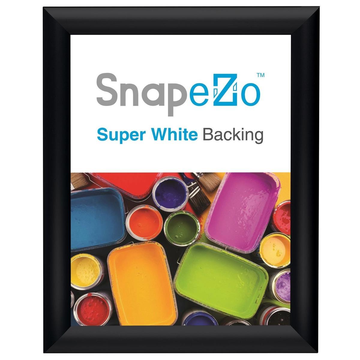 Marco De Fotos Snapezo 8x10 Pulgadas Negro 0 6 Perfil D ...