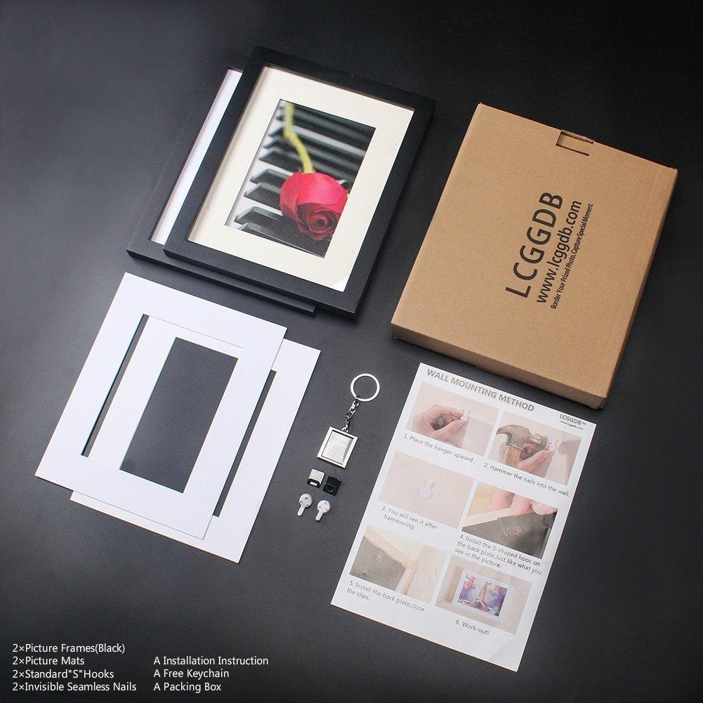 Lujo Foto Negro Marcos De 11x14 Composición - Ideas Personalizadas ...