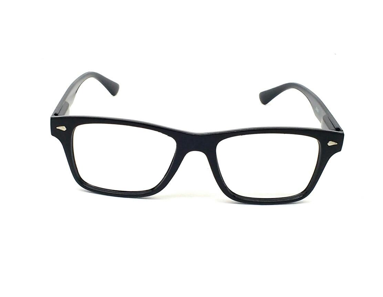 Marco De Lectura Sin Vidrio Patilla Flex Cuadrados Nerd - $ 280,00 ...