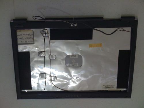 marco de pantalla y carcasa hp pavilion dv1000