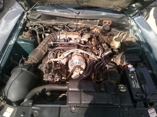 marco de radiador de ford mustang 1994-1998. venta de partes
