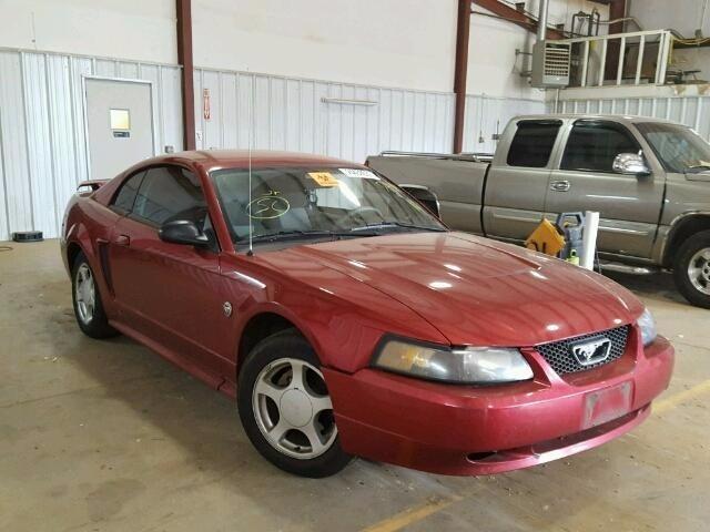 Marco De Radiador Ford Mustang 1999-2004 - $ 1,800.00 en Mercado Libre