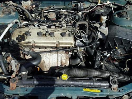 marco de radiador nissan altima 1993-1997