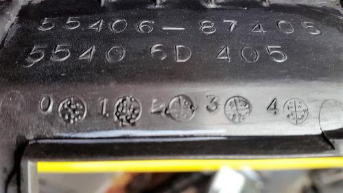 marco de radio central  tablero daihatsu terios 2002 / 2007