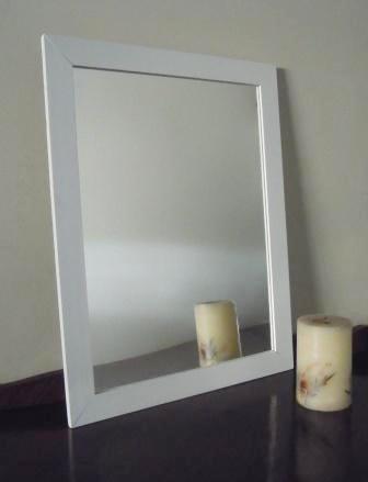 Marco para espejo imagen en estado publica marcos for Como hacer un espejo con marco de madera