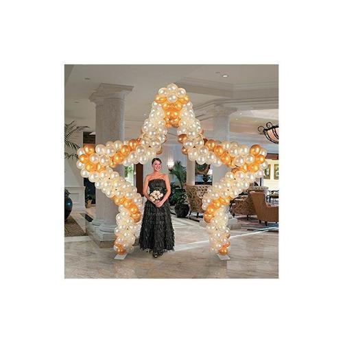 marco del arco del globo de la estrella (11 ft.) - globos