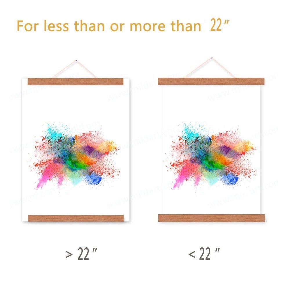 Hermosa Marcos Del Cartel 18x24 Friso - Ideas de Arte Enmarcado ...