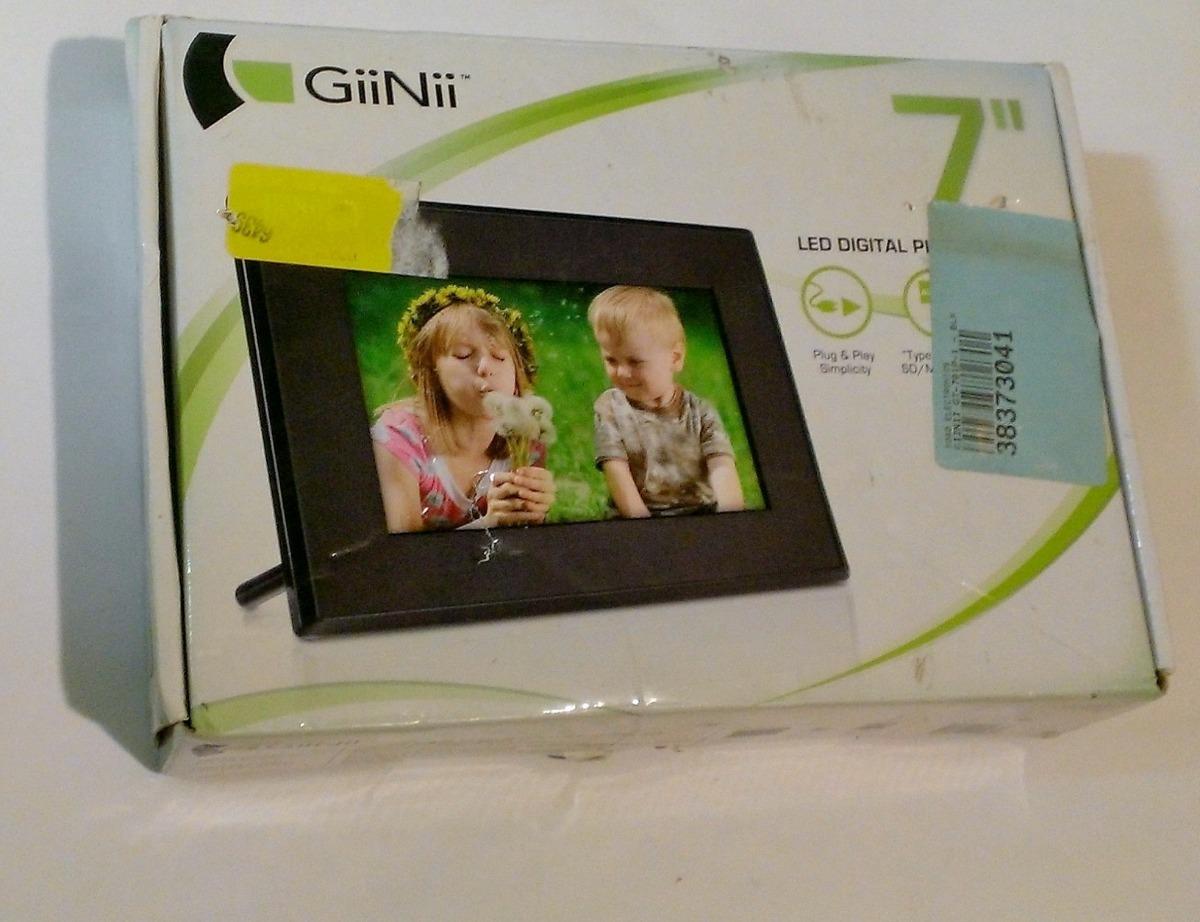 Marco Digital Gii Nii 7 Pulgadas - $ 1,200.00 en Mercado Libre