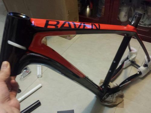 marco en carbono para bicicleta de montaña focus raven 27.5