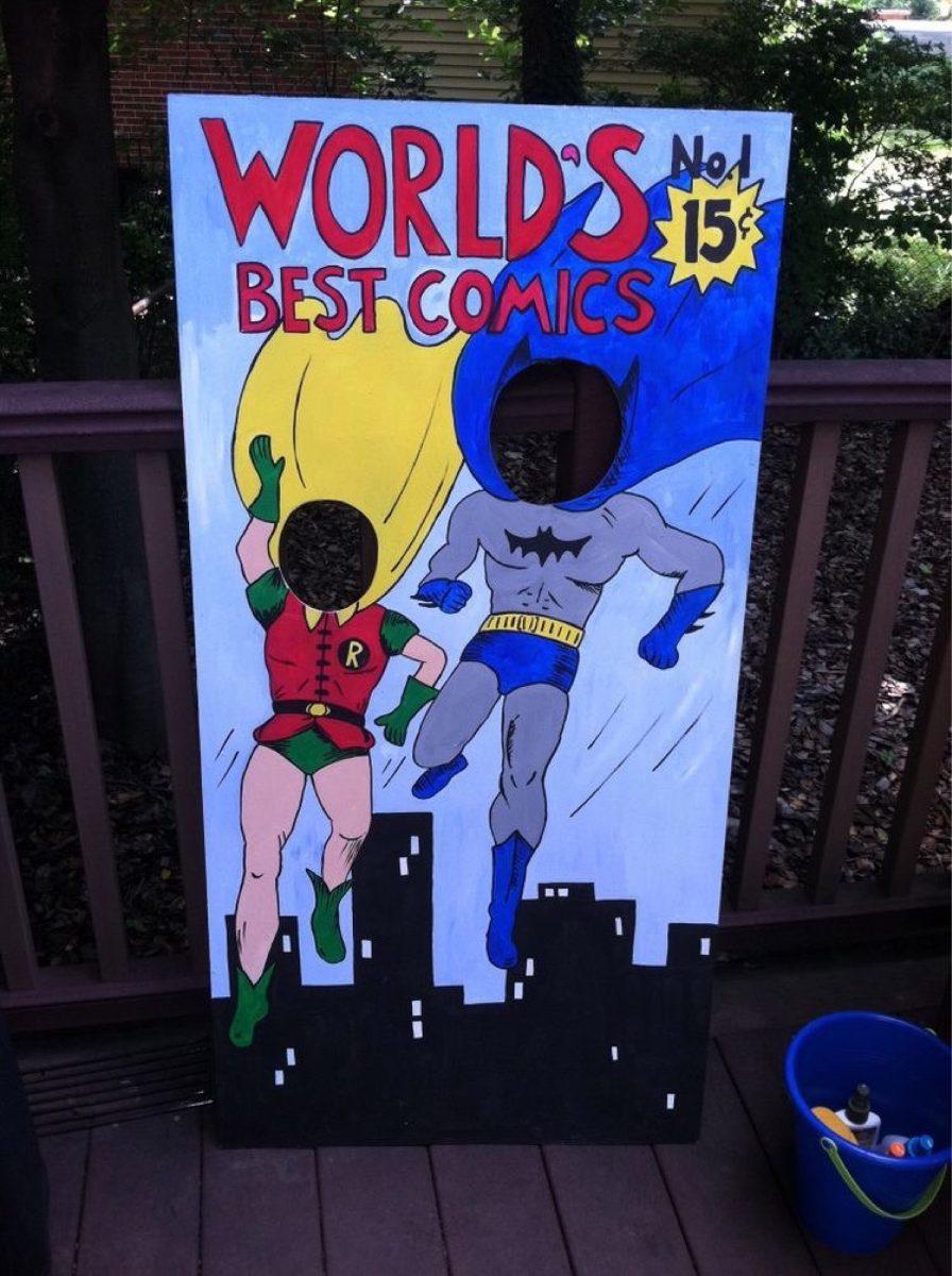 Marco Fiesta Batman, Superman, Hulk, Frozen, Toy Story - $ 750.00 en ...