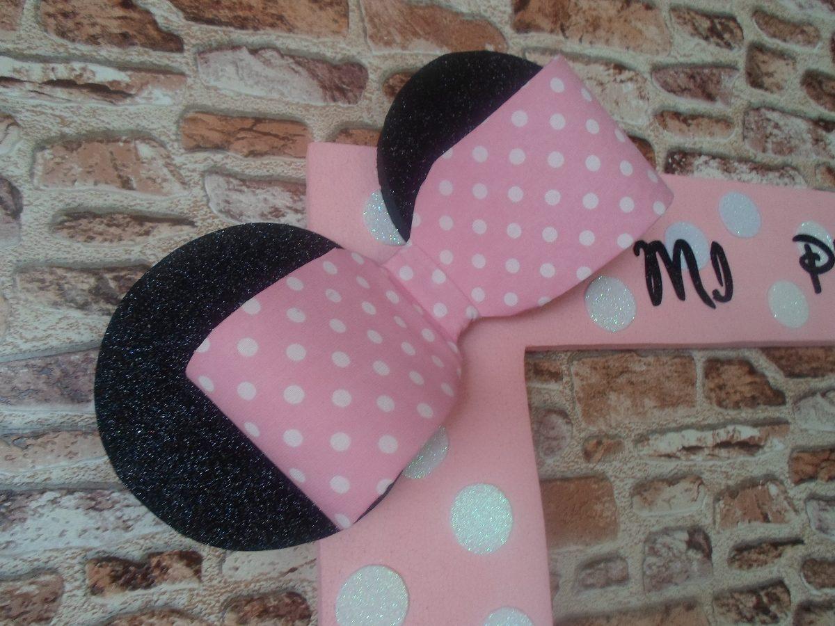 Marco Gigante Para Fotos Fiesta Mimi, Minnie, Cuadro - $ 380.00 en ...
