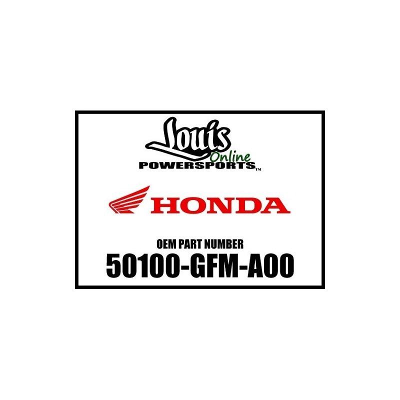 Marco Honda 50100-gfm-a00 - $ 19,459.80 en Mercado Libre