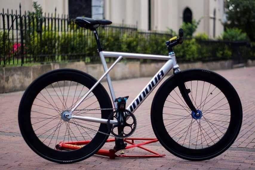 Marco Innova K2 Bicicleta Fixie Frame Set. Envio Gratis ...