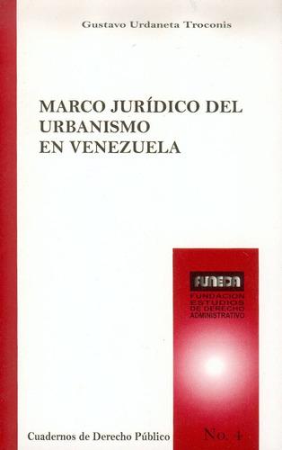 marco jurídico del urbanismo en venezuela