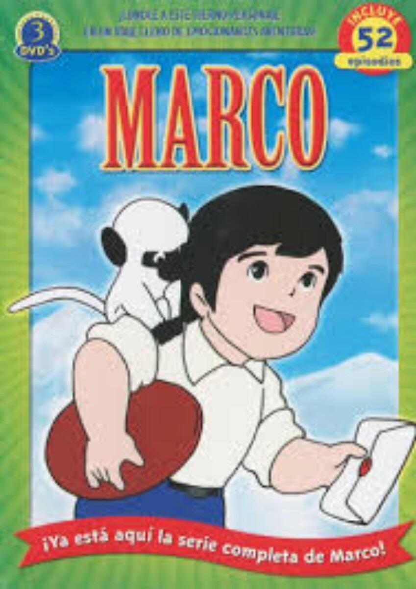 Marco La Serie Animada Completa En Dvd - Bs. 11.200.000,00 en ...