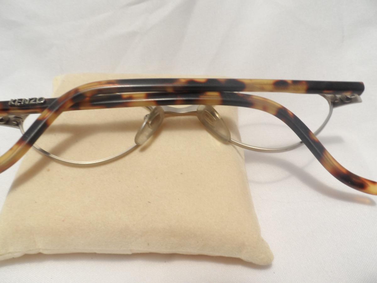 06cb518a2c Marco Lentes Kenzo Frances Optico Sol Carey Vintage - $ 44.900 en ...