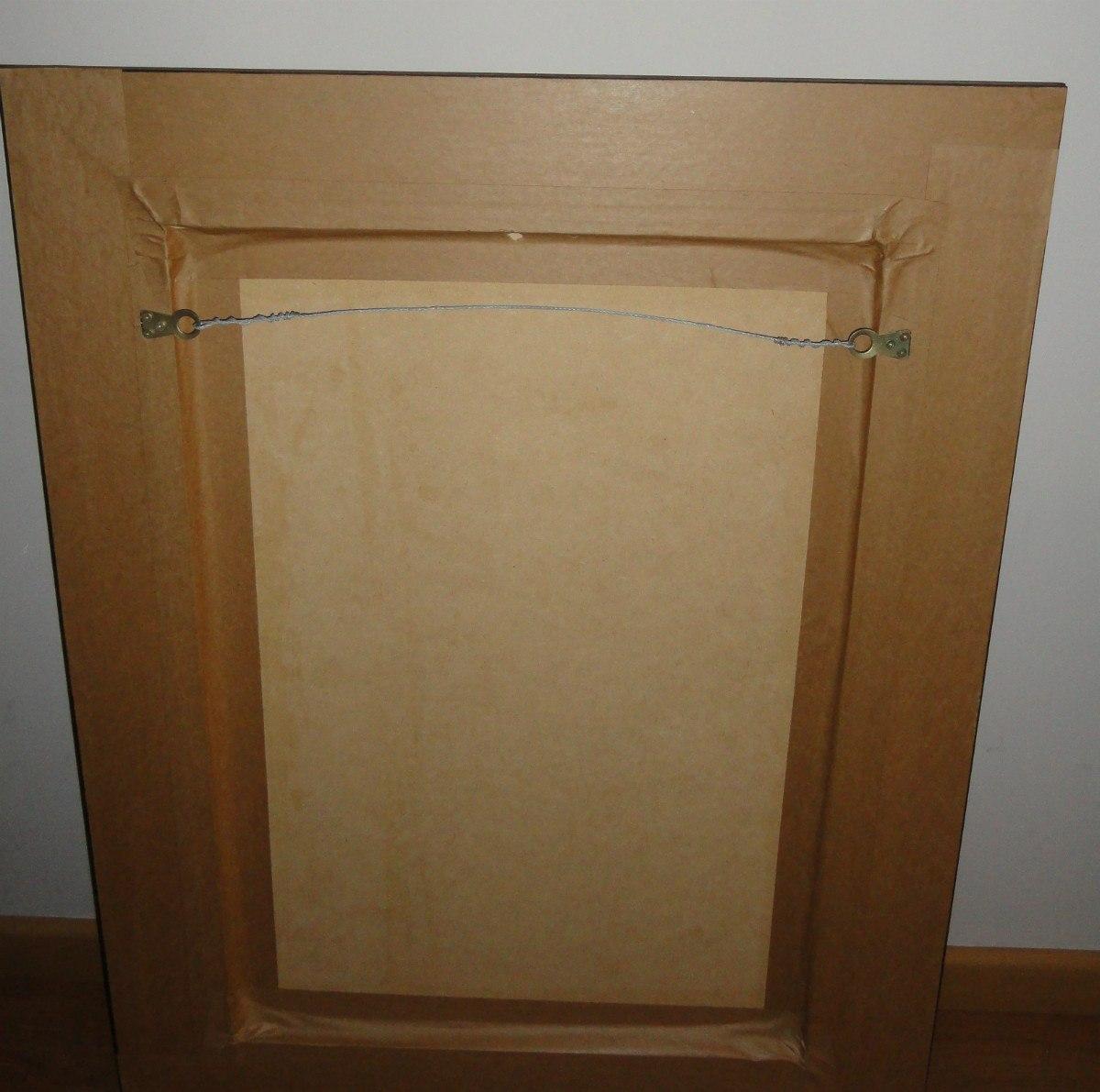 Hacer un marco para un espejo ideas creativas para for Como hacer un espejo con marco de madera