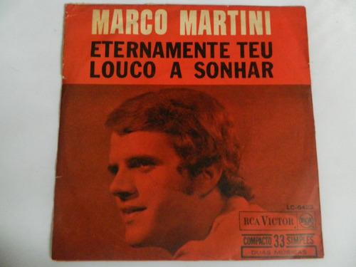 marco martini 1968 o louco a sonhar - compacto /ep 10