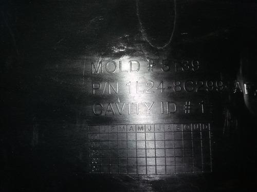 marco o cobertor de radiador ford explorer 2002/2005