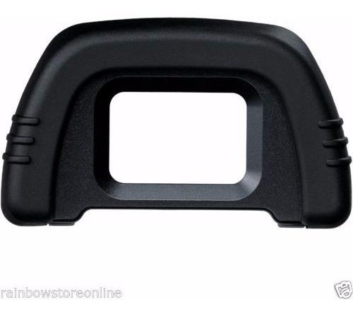 marco ocular  dk-21 para cámaras nikon generico