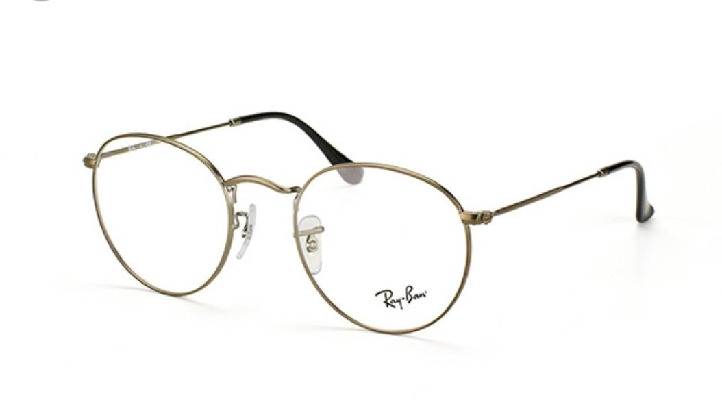 Marco Óptico Ray-ban Rx3447 2620 Silver 50mm - $ 159.900 en Mercado ...