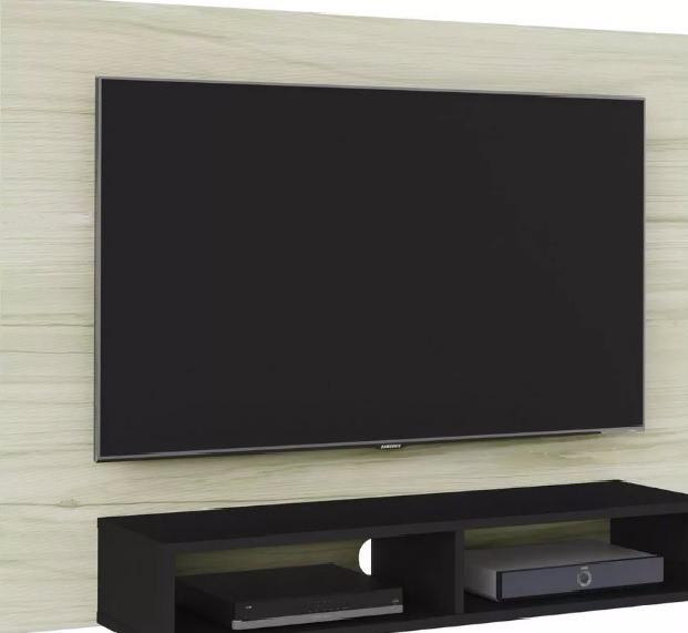 Marco Panel Para Tv Lcd Smart Con Estantes - Flash - $ 2.626,00 en ...