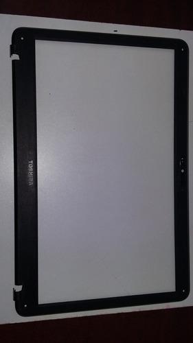 marco pantalla bezel toshiba c650 c650d c655 c655d