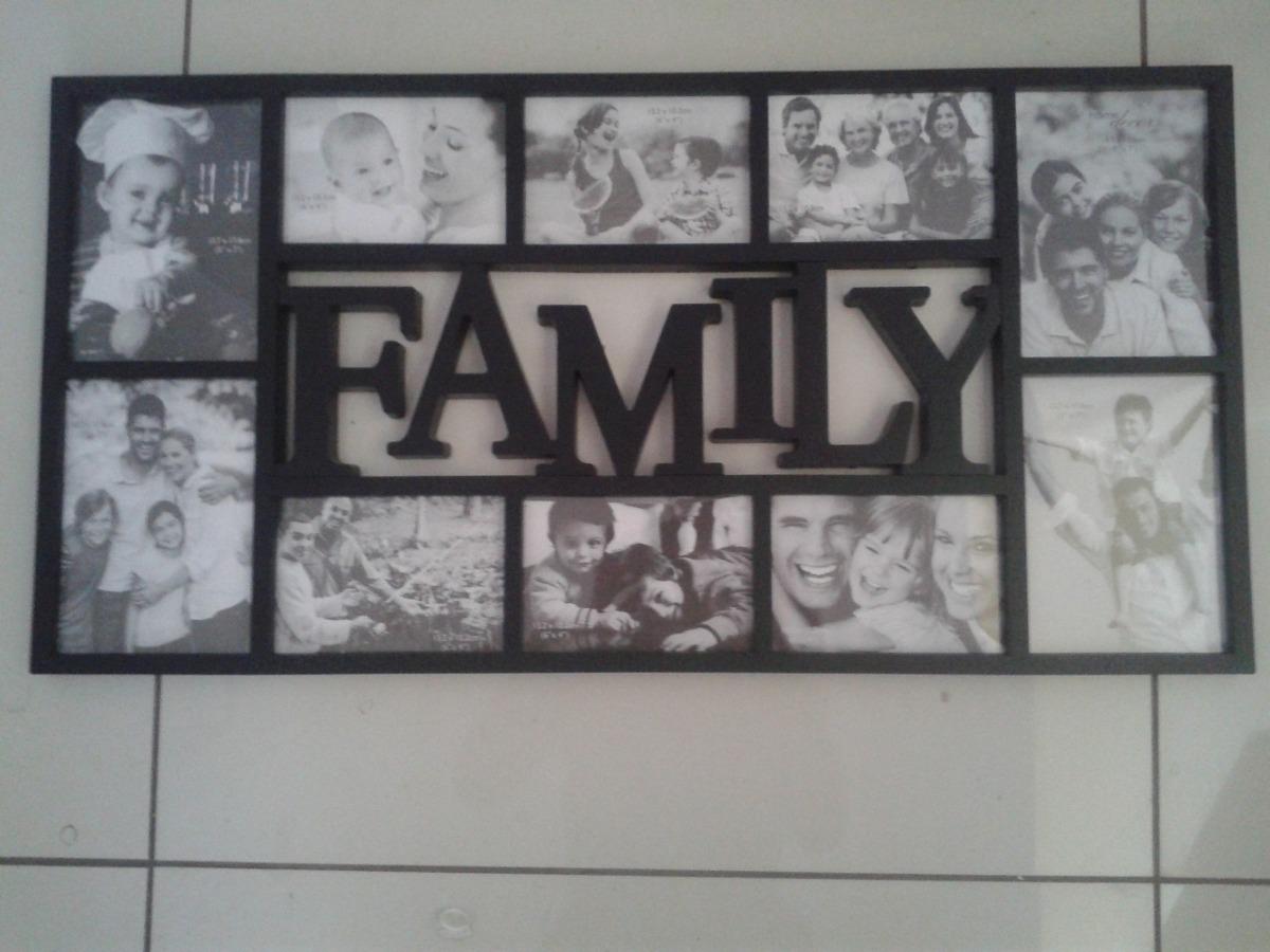 Marco Para 10 Fotos Familia - $ 15.000 en Mercado Libre