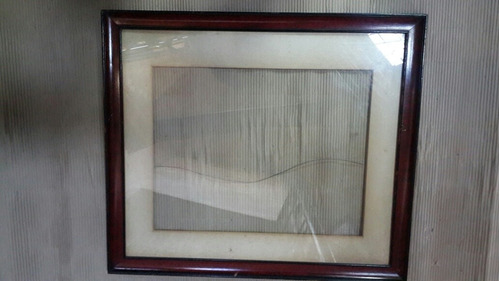 marco para cuadro con vidrio
