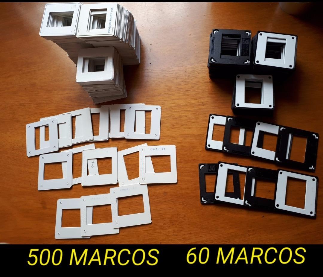 Marco Para Diapositivas 560 Unid - Bs. 3.700.000,00 en Mercado Libre