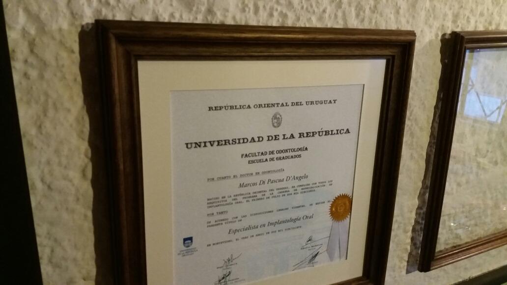 Bonito Marcos De Título Universitario Fotos - Ideas Personalizadas ...