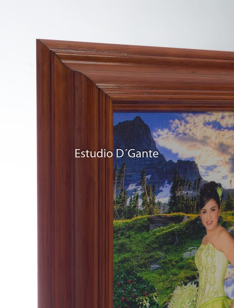 Marco Para Enmarcar Fotos En Tamaño 11x14 Pulg. - $ 150.00 en ...
