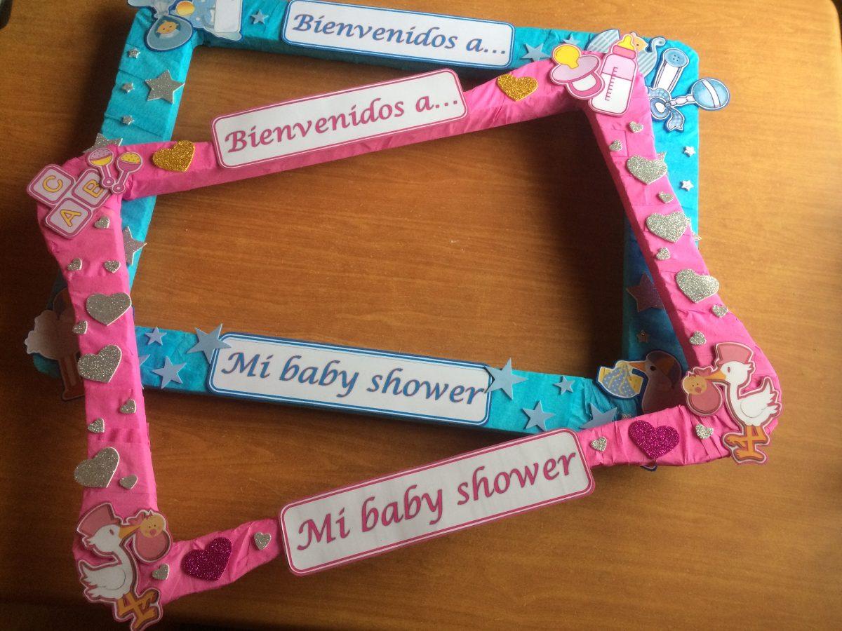 Marco De Foto Para Baby Shower en Mercado Libre Uruguay