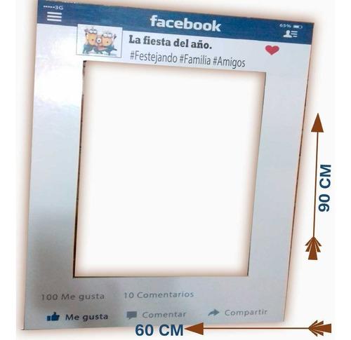 marco para fotos  selfies  grandes todos los diseños