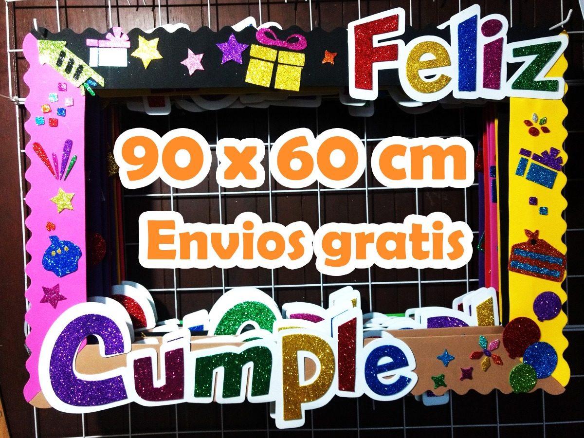 Marcos Para Selfies Cumpleaños en Mercado Libre México