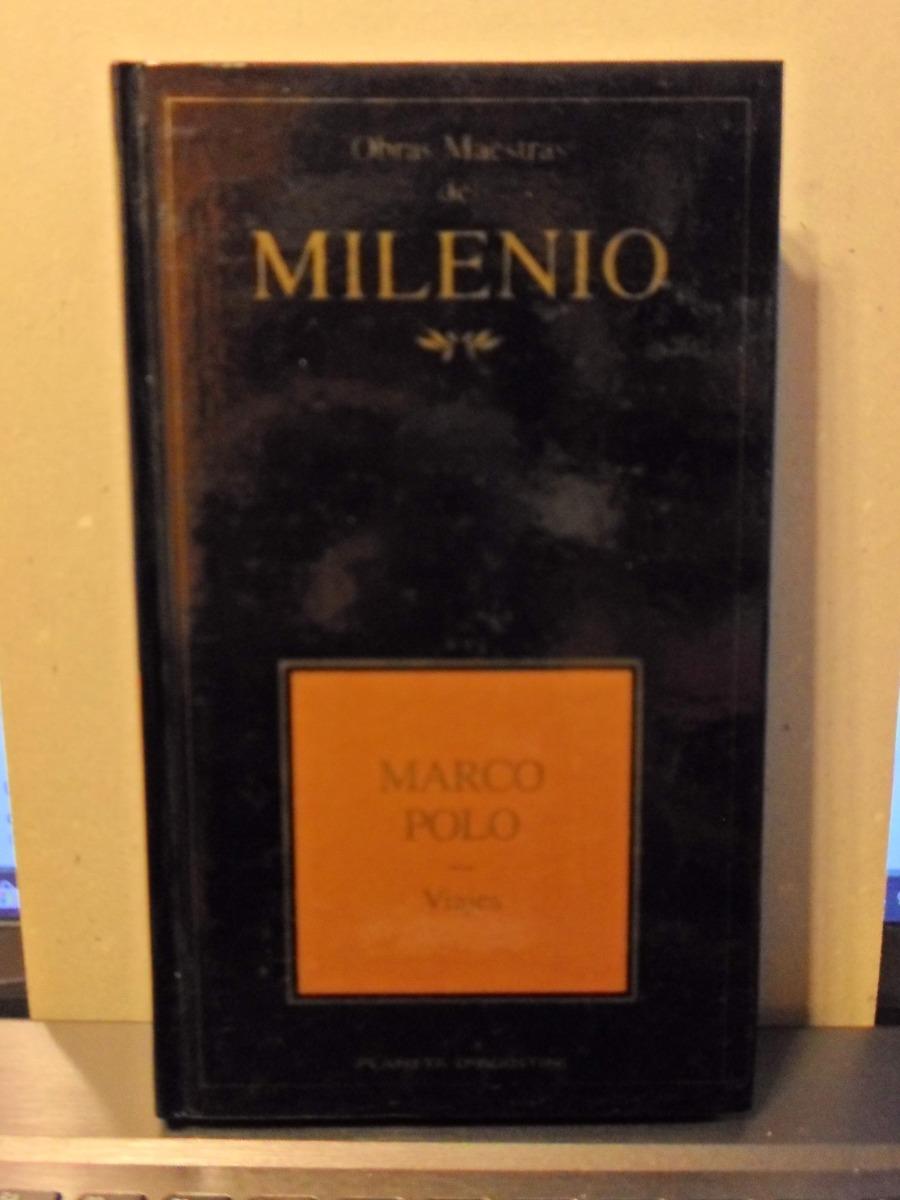 Marco Polo Viajes Obras Maestras Del Milenio - $ 130,00 en Mercado Libre