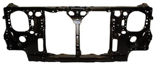 marco radiador nissan silverado d21 1998-1999-2000-2001 ms