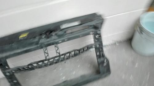 marco radiador para