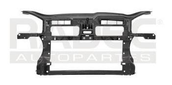 marco radiador volkswagen bora 2006-2007-2008 1.6 original