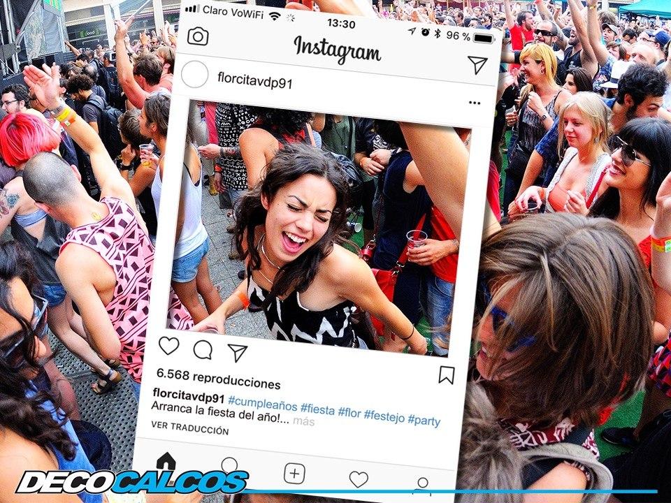 Marco Selfie Para Fotos 40x60 Instagram, Whatsapp, Facebook - $ 395 ...