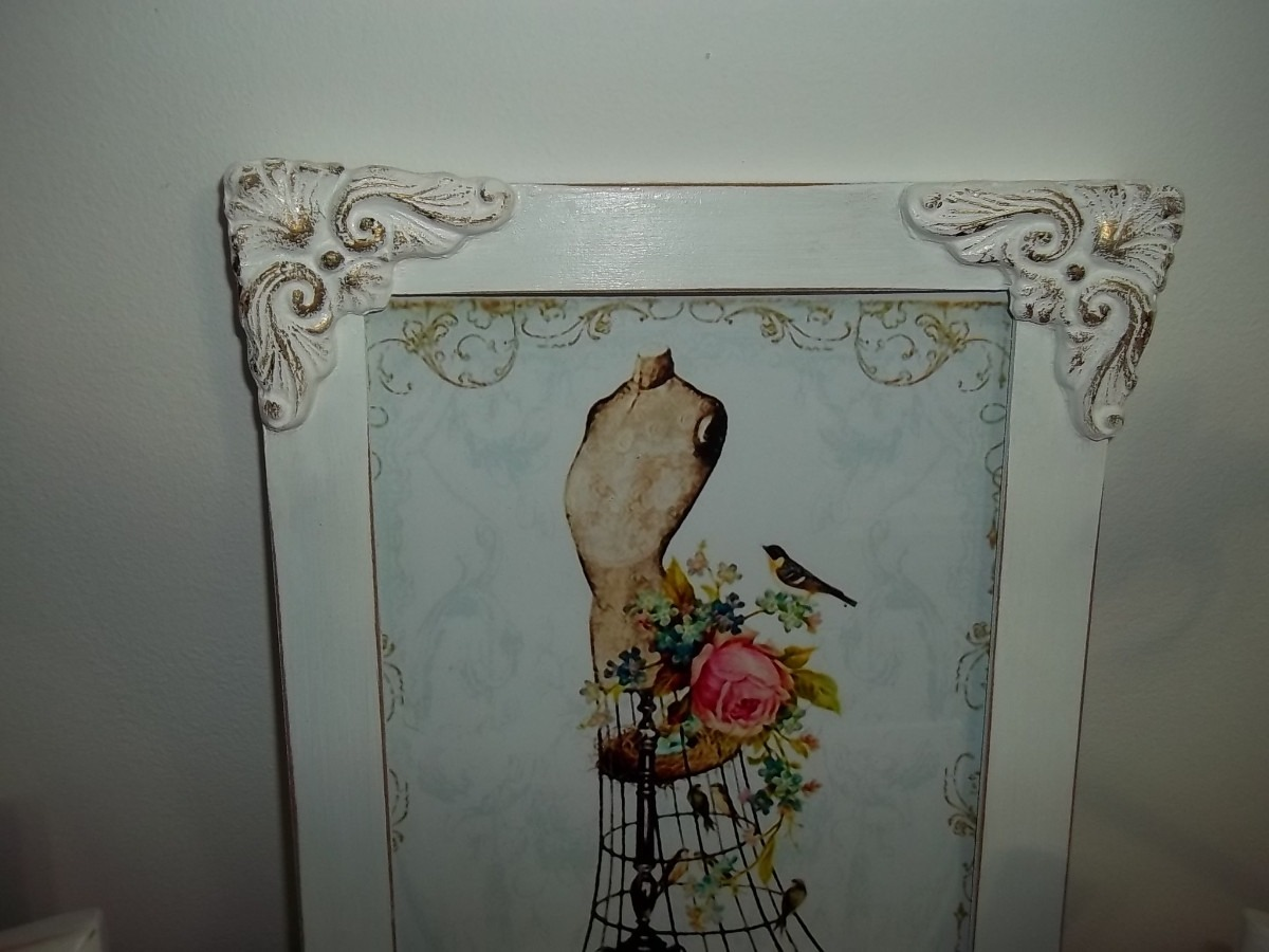 Cuadros shabby chic awesome and inspiring shabby chic - Cuadros shabby chic ...