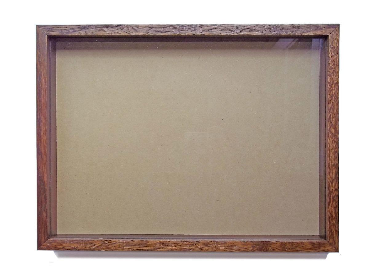 Marco Tipo Caja A4 Ó 20x30 Arte Francés Objetos Flores Secas - $ 340 ...