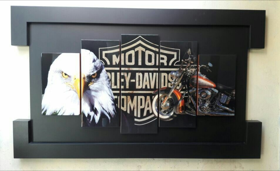 Marco Trendy Con Poliester De Harley Davidson - $ 2,600.00 en ...