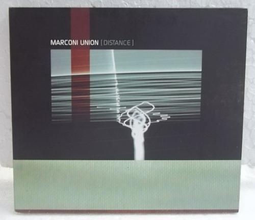 marconi union distance cd importado frete 12,00