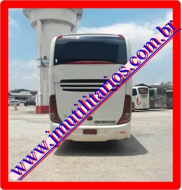 marcopolo 1200 g7 ano 2015 scania k360 50lg completo cod.150