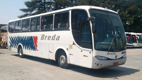 marcopolo g6 viaggio 1050 - mercedes benz o500 m - 2006